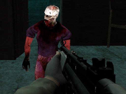 Play Venom Zombie Shooter Game