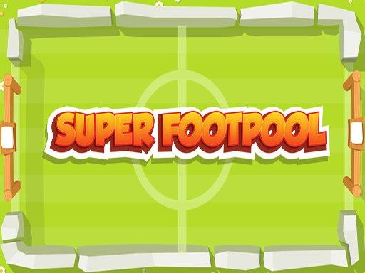 Play Super Footpool Game