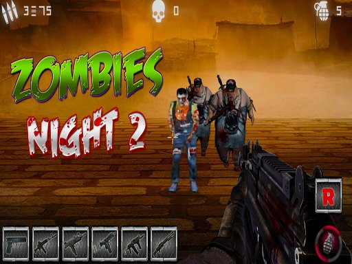 Play Zombies Night 2 Game