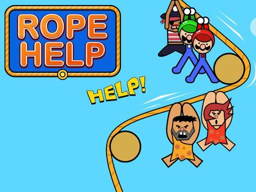 Play Rope Help Game