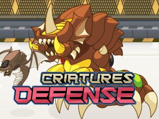 Play Criatures Defense Game