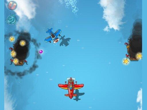 Play Panda Commander Air Combat Game