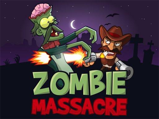 Play Zombie Massacre Game