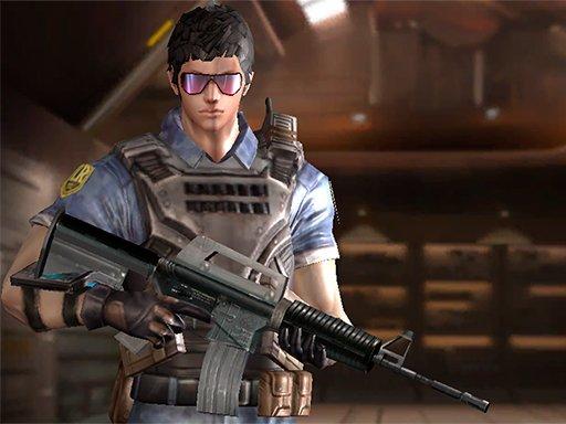 Play CS War Gun King FPS Game
