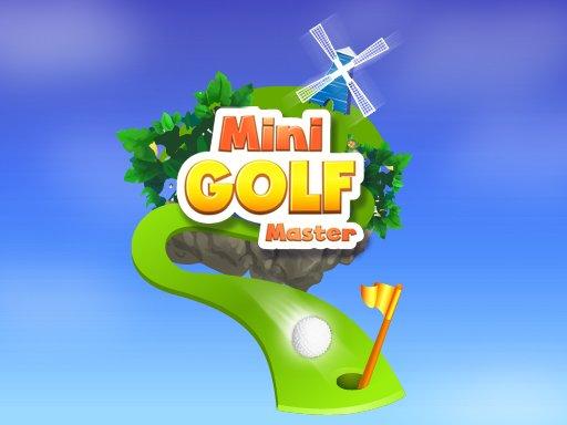 Play Minigolf Master Game