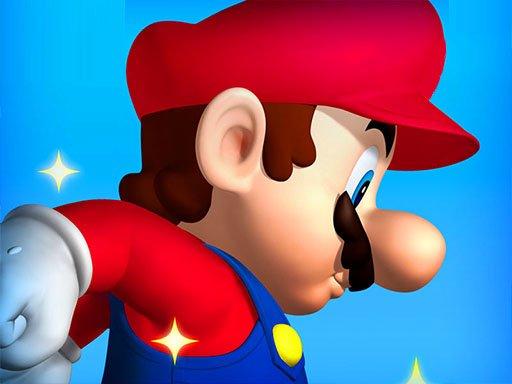 Play Fullscreen Mario Game