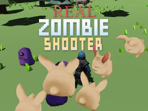 Play Real Zombie Shooter Game