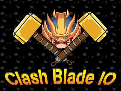 Play Clash Blade IO Game