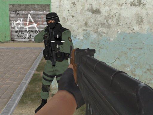 Play Commando FPS Game