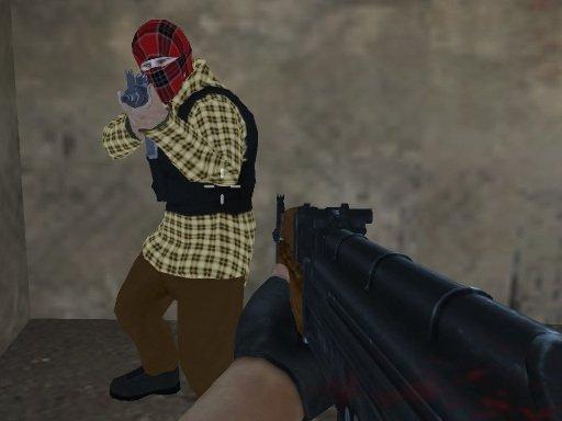 Play Army War CS Game