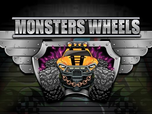 Play Monsters' Wheels Special Game