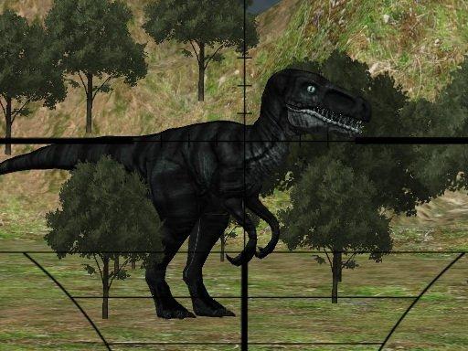 Play Deadly Dinosaur Hunter Game