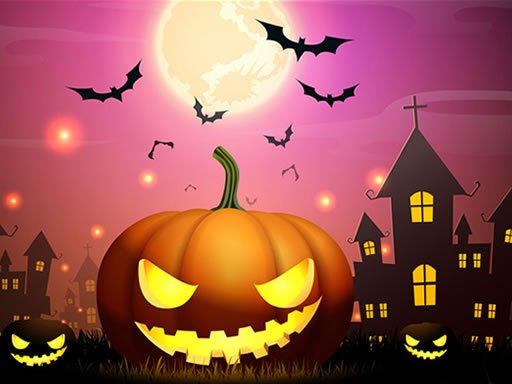 Play Scary Halloween Party Game