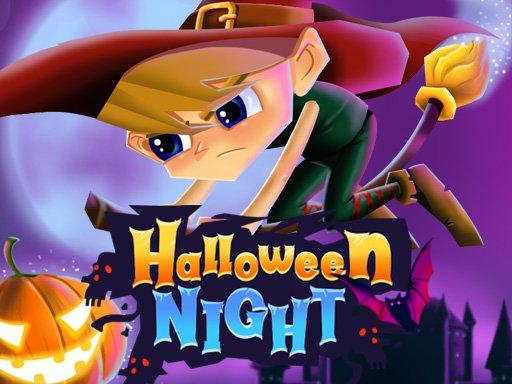Play Halloween Night Game