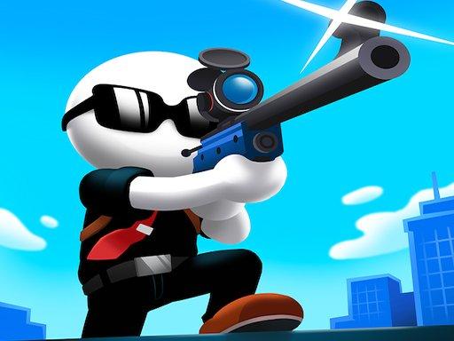 Play Sniper Hero Stickman Game