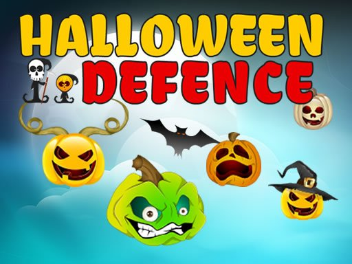 Play Halloween Defence Game