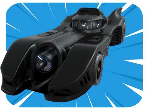 Play Batman car Driver Game