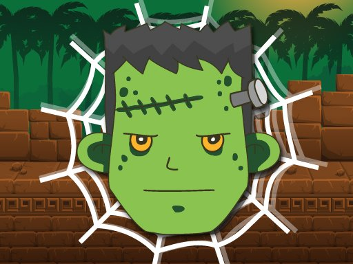 Play Spider Zombie Game