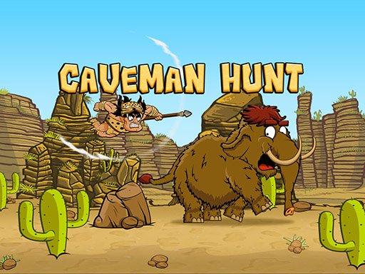 Play Caveman Hunt Game