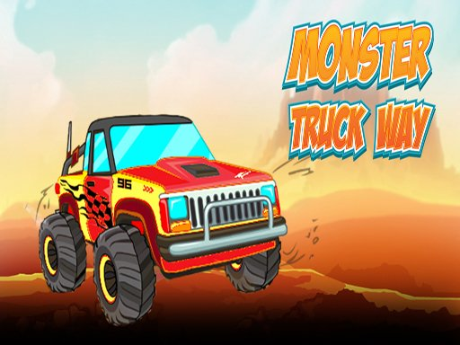 Play Monster Truck Way Game