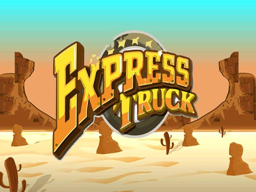 Play Express Truck Game