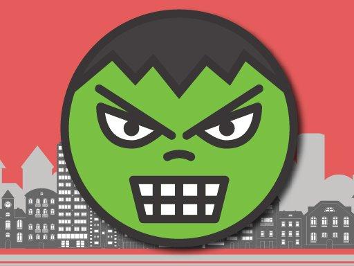 Play Flappy Superhero Dunk Game