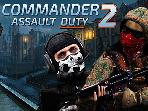 Play Commander Assualt Duty 2 Game