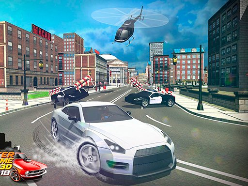 Play Real Gangster City Crime Vegas Game