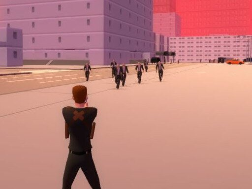 Play Agent 77 Game