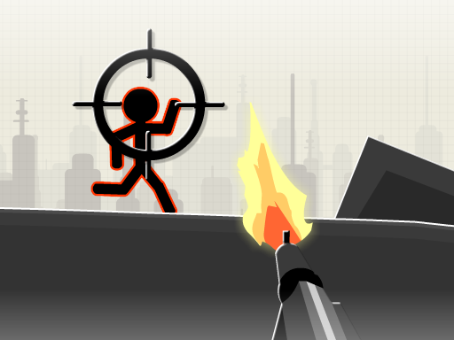 Play Stickman War Game