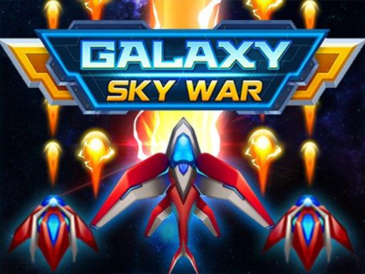Play Galaxy Sky War Game