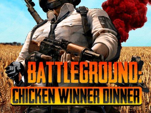 Play PUBG Chicken Winner Game