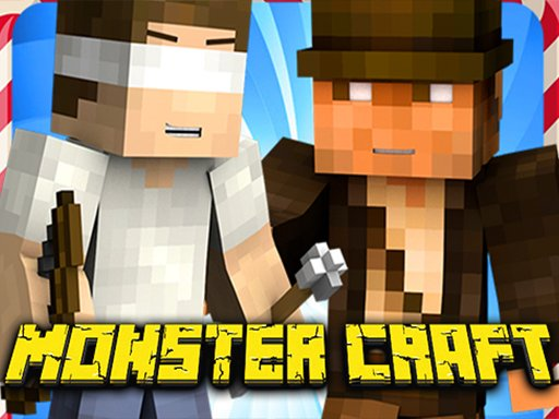 Play Monster Craft Game