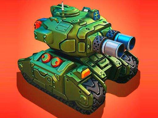Play Tank Arena Game
