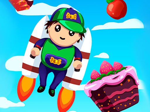 Play Ryan Toys Review JetPack Game