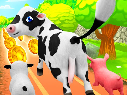 Play Sheep Runner Game