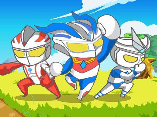 Play Ultraman Monster Island Adventure 3 Game