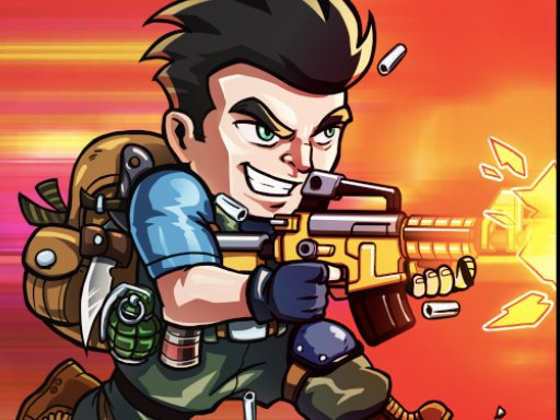 Play Metal Shooter Super Soldiers Game