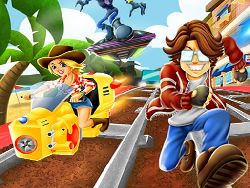 Play Urban Subway Rail Blazers – Texas Run Game