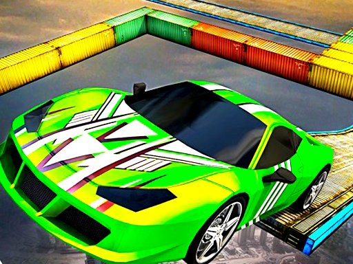 Play Ultimate Car Stunt Game