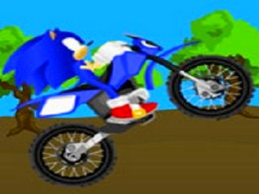 Play Sonic Motorcycle Game