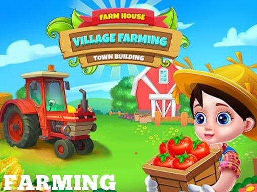 Play Farm House Game