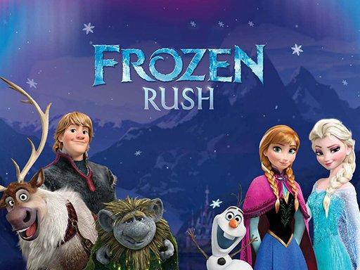 Play Frozen Rush Game