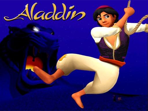 Play Aladdin Run 2021 Game