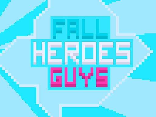 Play Fall Heroes Guys 2 Game