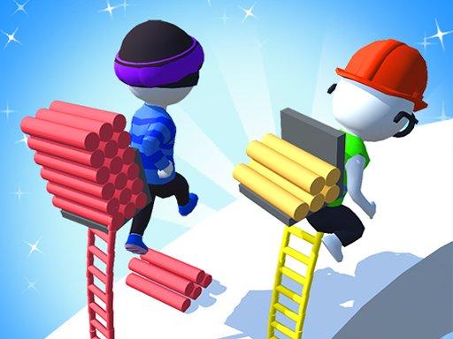 Play Ladder Run Game
