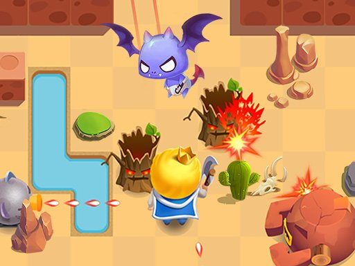 Play Woody Legend Game