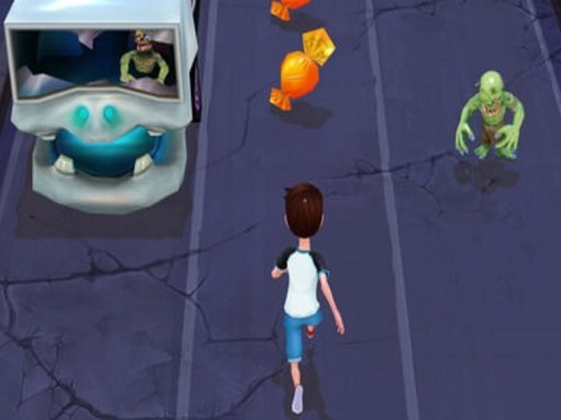 Play Zombify 2d Runner Game