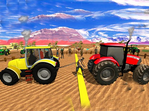 Play Tractor Pull Premier League Game