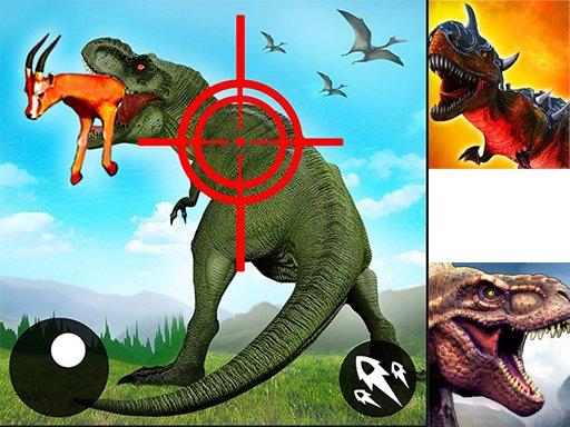Play Dino Hunter 3D Game